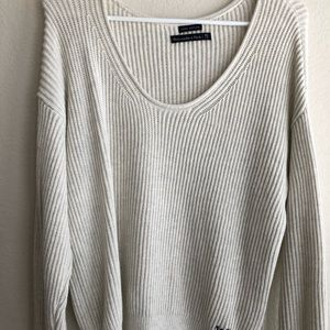 Abercrombie and Fitch cozy sweater